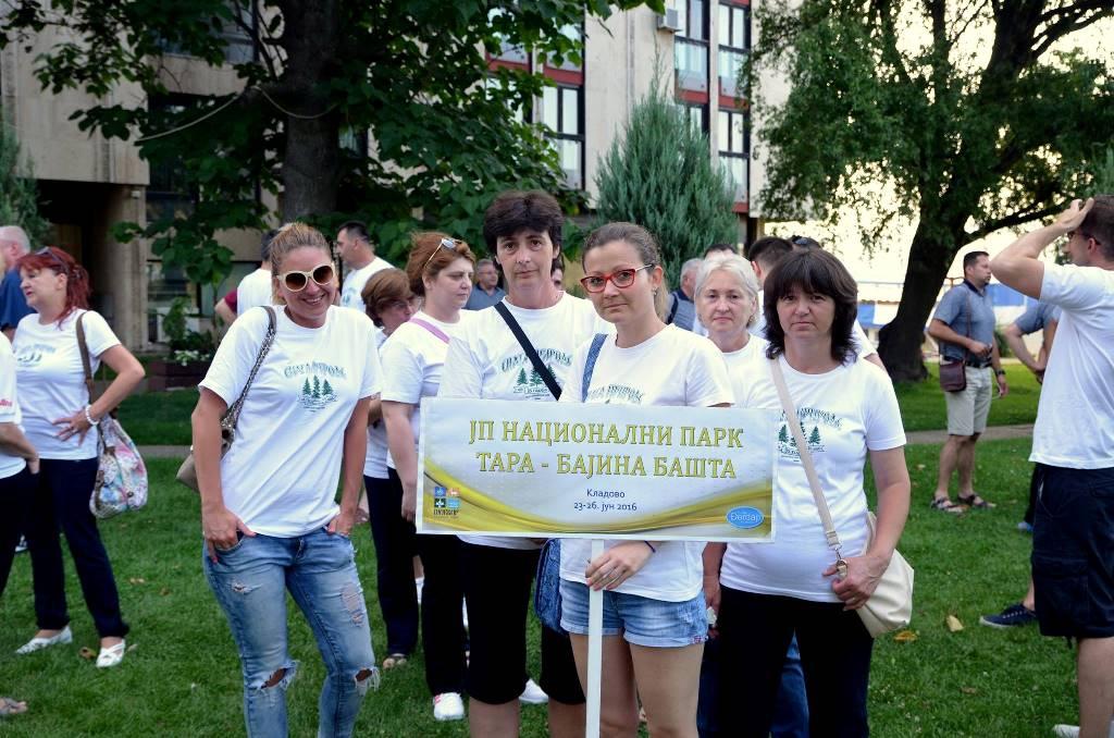 Nacionalni park Kopaonik pobednik XVII Parkovijade održane u Kladovu