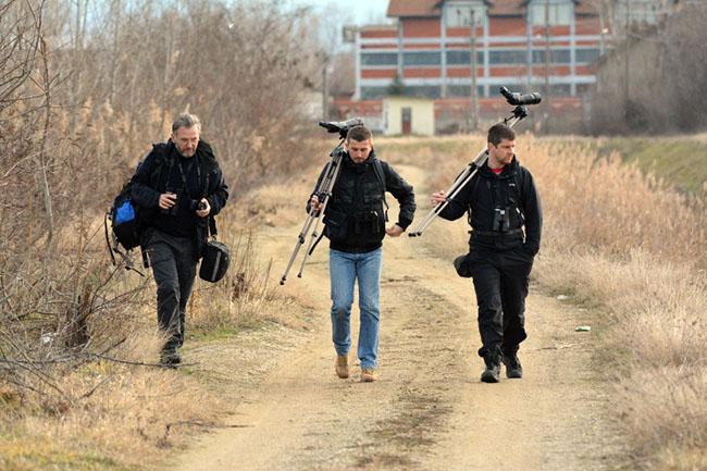 """Skup """"Vlažna staništa za našu budućnost"""" i program posmatranja ptica na lokalitetu """"Mala Vrbica"""""""