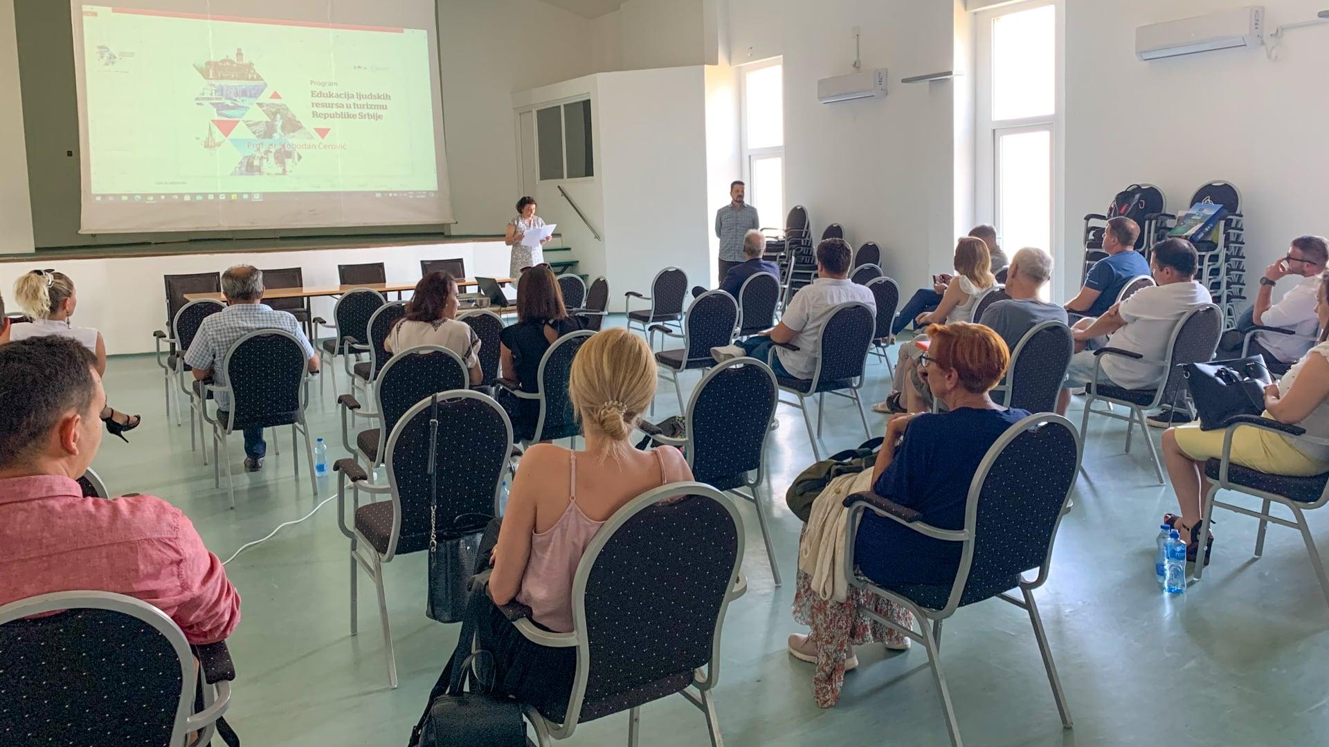 Едукација људских ресурса у туризму Републике Србије