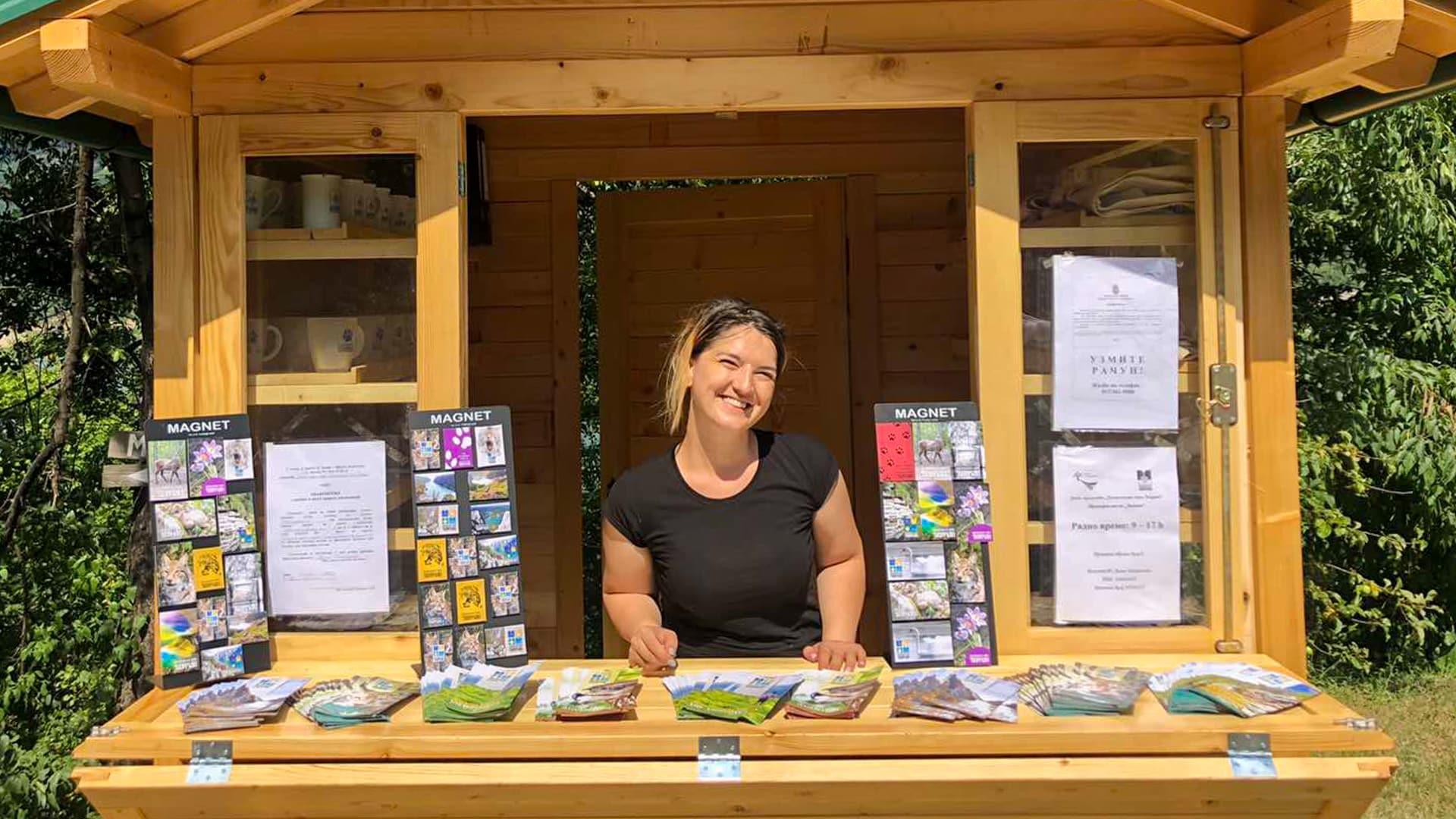 Нове сувенирнице у Националном парку Ђердап